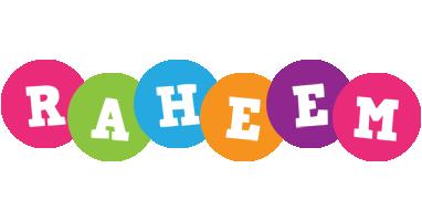 Raheem friends logo