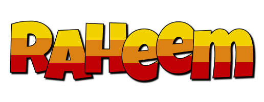 Raheem jungle logo