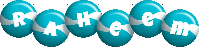 Raheem messi logo