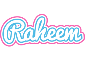 Raheem outdoors logo