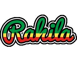 Rahila african logo