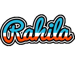 Rahila america logo