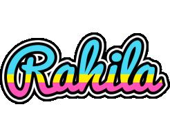 Rahila circus logo