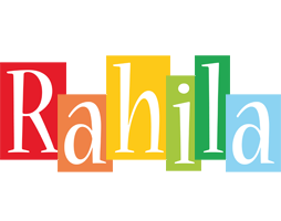 Rahila colors logo