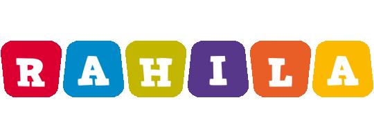 Rahila daycare logo
