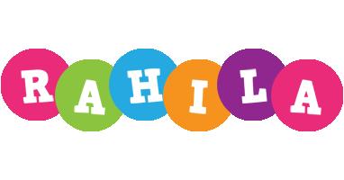 Rahila friends logo