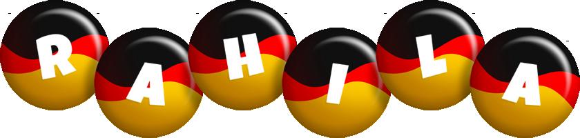 Rahila german logo