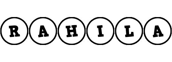 Rahila handy logo