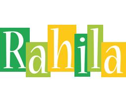 Rahila lemonade logo