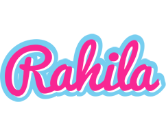 Rahila popstar logo