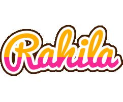Rahila smoothie logo
