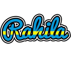 Rahila sweden logo