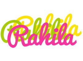 Rahila sweets logo