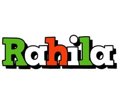 Rahila venezia logo