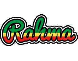 Rahma african logo