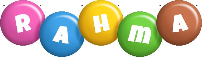 Rahma candy logo