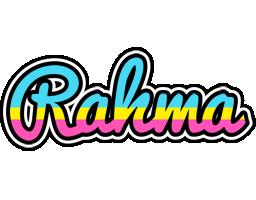 Rahma circus logo