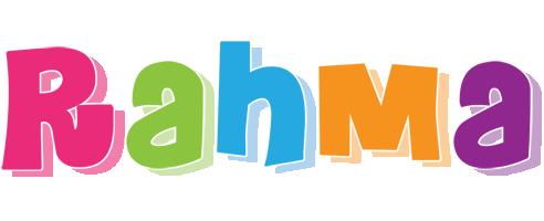 Rahma friday logo