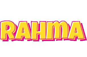 Rahma kaboom logo