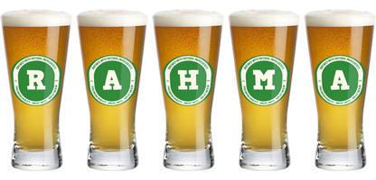 Rahma lager logo