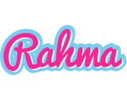 Rahma popstar logo