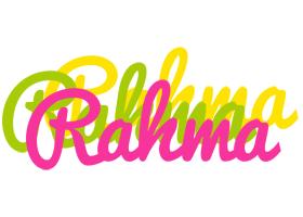 Rahma sweets logo