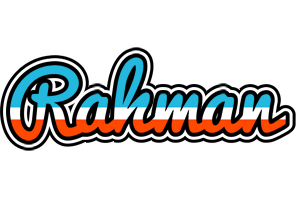 Rahman america logo