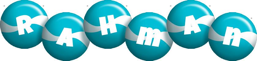 Rahman messi logo