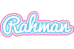 Rahman outdoors logo