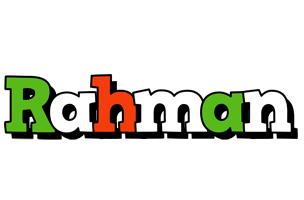 Rahman venezia logo