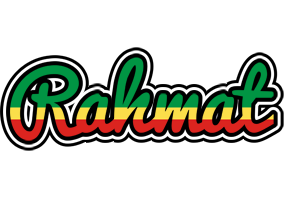 Rahmat african logo