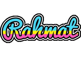 Rahmat circus logo