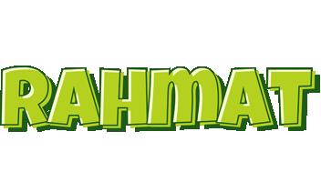 Rahmat summer logo