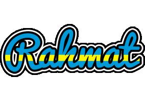 Rahmat sweden logo