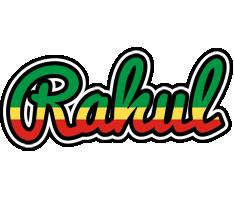 Rahul african logo