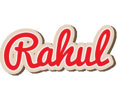 Rahul chocolate logo