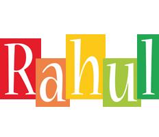 Rahul colors logo