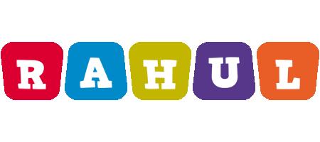 Rahul daycare logo