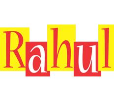 Rahul errors logo