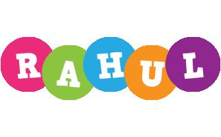 Rahul friends logo
