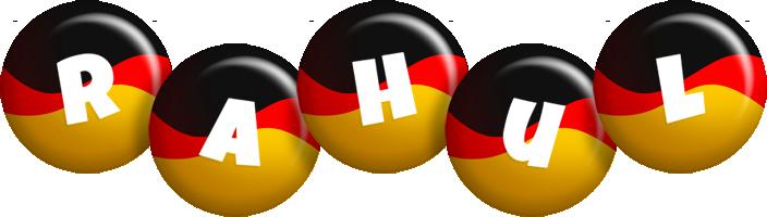 Rahul german logo