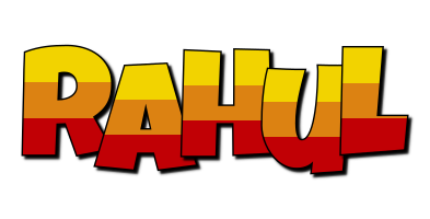Rahul jungle logo