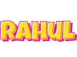 Rahul kaboom logo