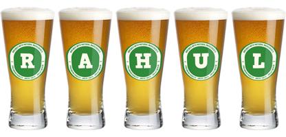 Rahul lager logo