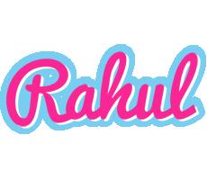 Rahul popstar logo