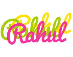 Rahul sweets logo