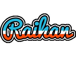 Raihan america logo