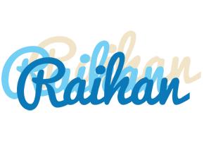Raihan breeze logo