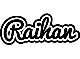 Raihan chess logo