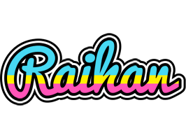 Raihan circus logo